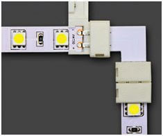 10mm LED Strip Connectors