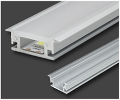 Floor LED Strip Channels