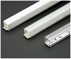 Aluminum LED Strip Channels