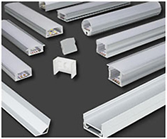 LED Strip Channels
