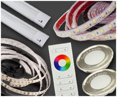Dimmable Led Lighting Kits