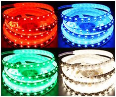 RGBW LED Strips