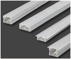 T12 LED Strip Channels
