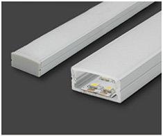 T20 LED Strip Channels