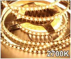 Super Warm White Waterproof LED Strip