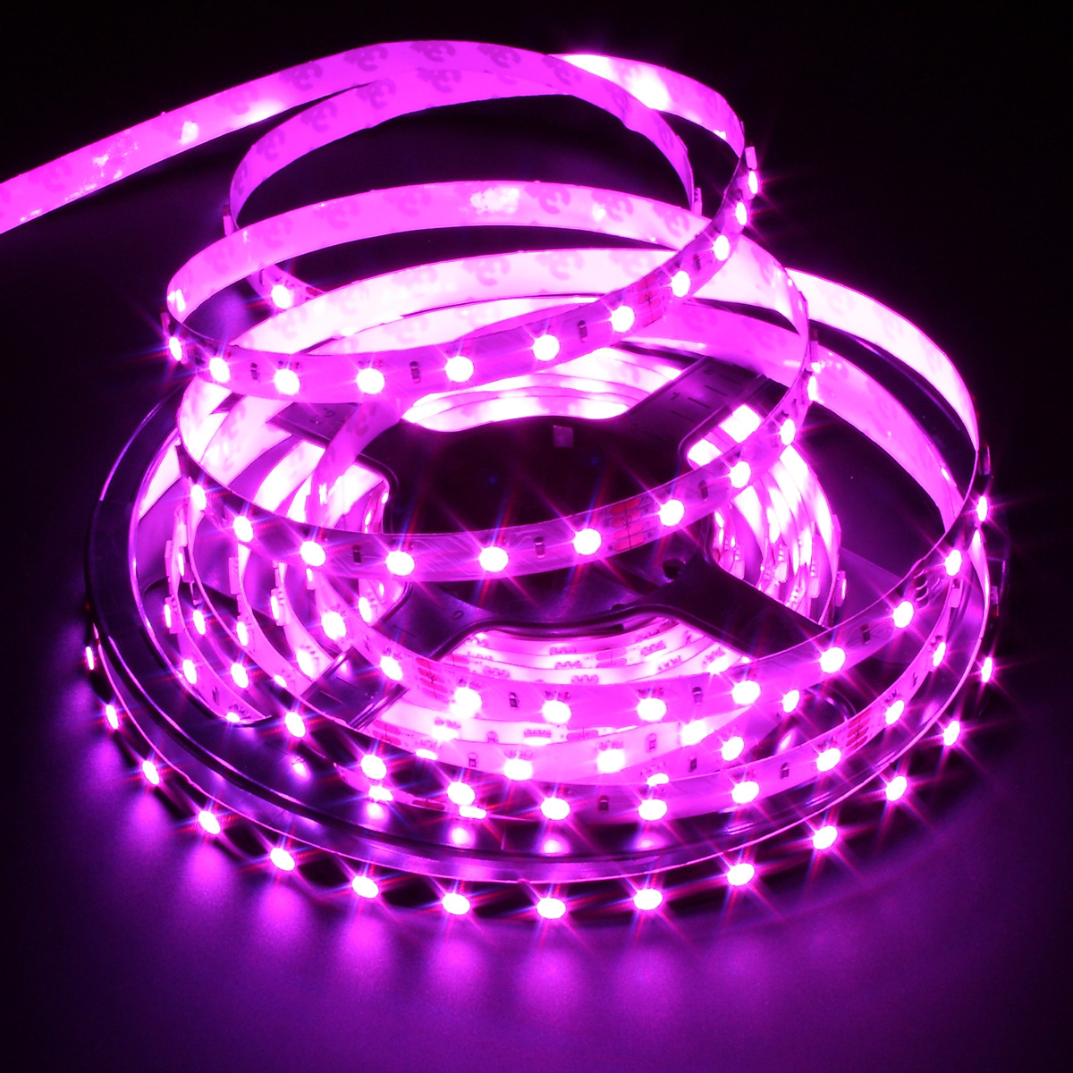 Color Changing Led Light Strips: Color Changing RGB 5050 72W LED Strip Light