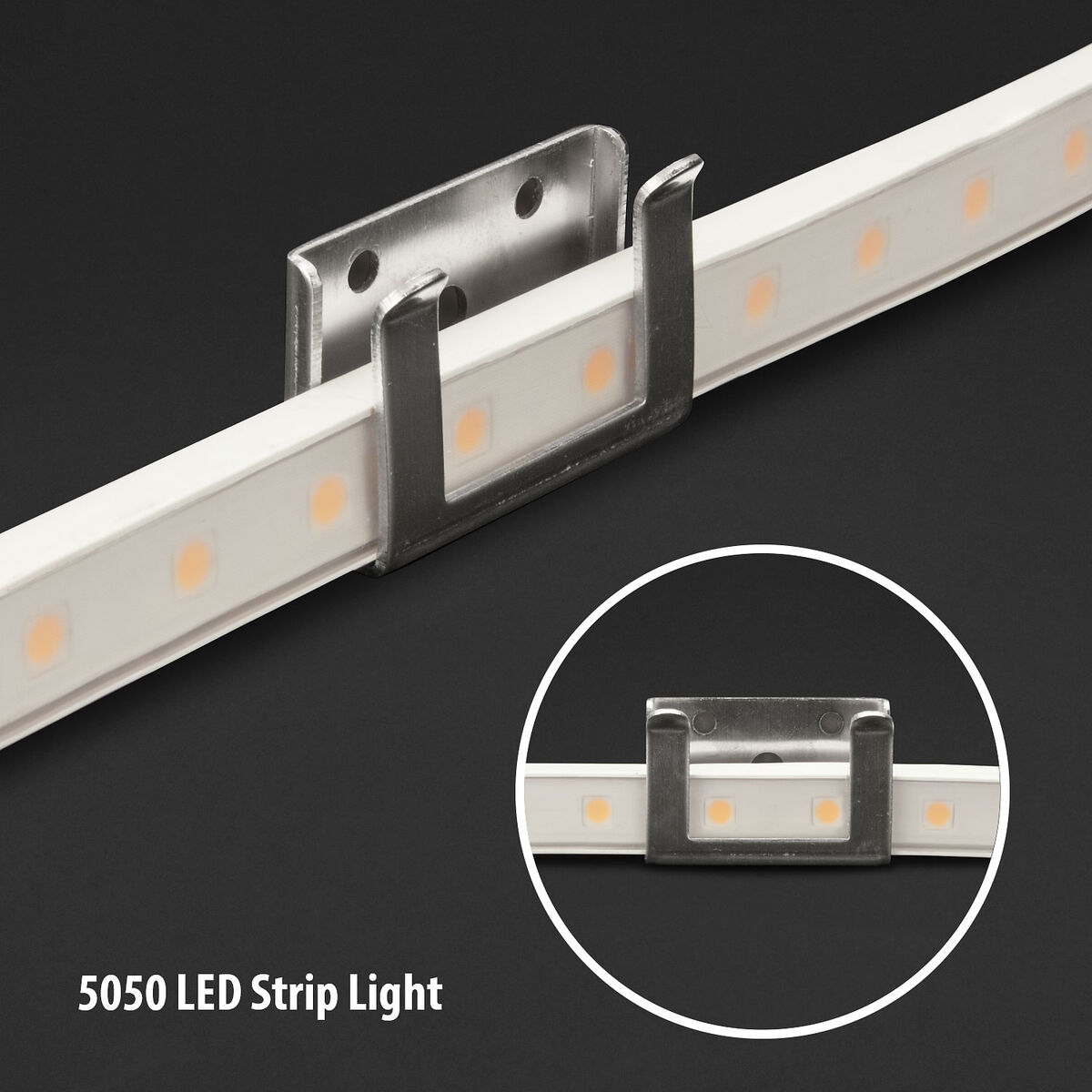 Metal Bracket For Driverless Led Strip Light