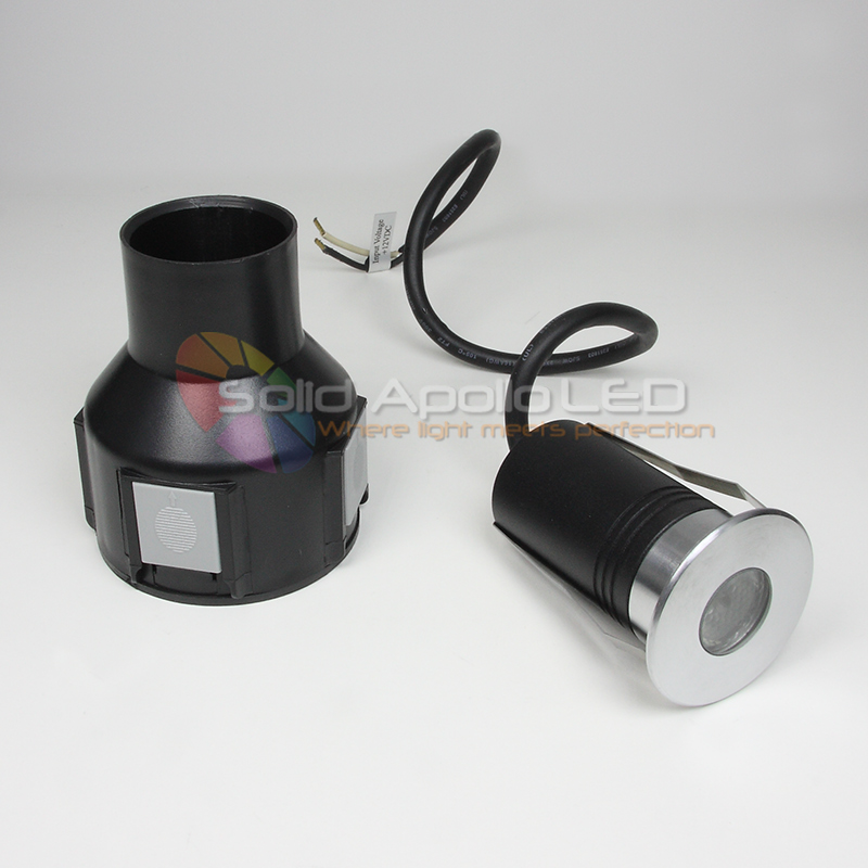 Pathway RGB Dimmable LED In Ground Landscaping Light. Dimmable Led Landscape Lighting Transformer. Home Design Ideas