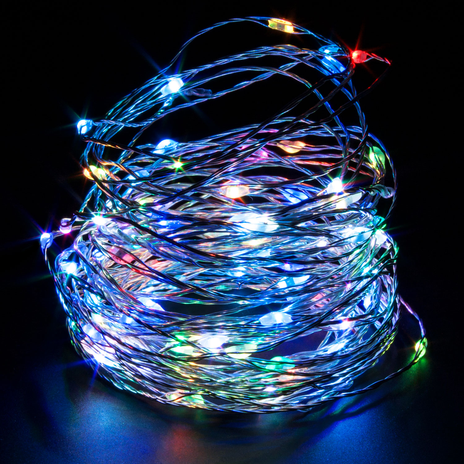 Rgb Led String Light 32ft Christmas Wiring Diagram 3 Wire Additionally