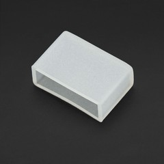 12mm Silicone End Cap