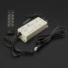 120V AC 4 Zone Wireless Waterproof Dimmer