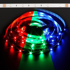12V Color Changing LED Strip 33W