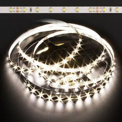 12V Daylight White LED Strip 24W