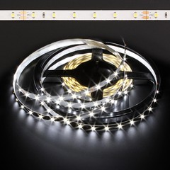 12V White LED Strip 24W