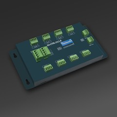 24 Channel DMX-RGB LED Controller