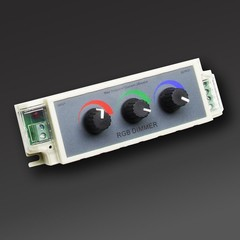 3 Channel PWM Dimmer RGB Controller