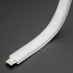 "78"" AdaptFlex Aluminum LED Strip Profile"