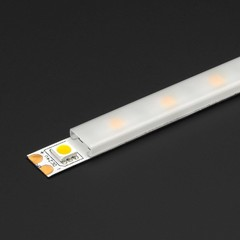 "78"" Milky LED Strip Diffuser/Cover"