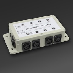 8 Output DMX Splitter/Amplifier