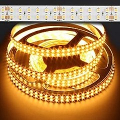 Candle Light Warm White Eco 3528 Double Row 96W LED Strip Light