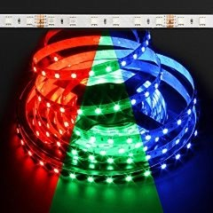 Color Changing RGB 5050 72W LED Strip Light