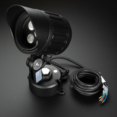 CricketPro RGB Dimmable LED Landscaping Light 10W