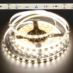 Daylight White Constant Current PRO-Line 5730 132W LED Strip Light 32'