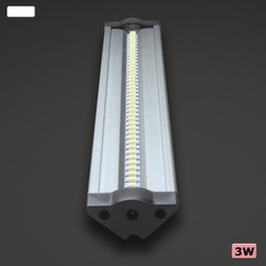 Daylight White Dimmable LED Light Bar 12in