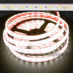 Daylight White Waterproof 5050 72W LED Strip Light