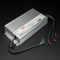 Fanless Waterproof LED Power Supply 24V-25A-600W