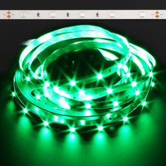 Green 5050 36W LED Strip Light