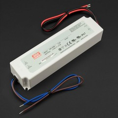 Hard Wired LED Power Supply 24V-DC-100W