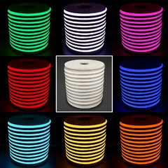 RGB Flex Neon LED Strip Light