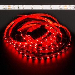 Red Eco 3528 24W LED Strip Light