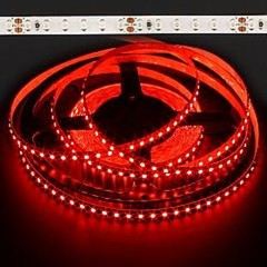Red Eco 3528 48W LED Strip Light