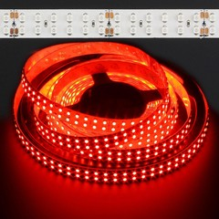 Red Eco 3528 Double Row 96W LED Strip Light
