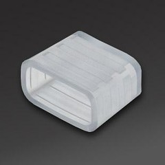 Silicone End Cap for Driverless RGB LED Strip Lights
