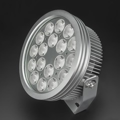 SlimRay 9 RGB LED Spot Light 60W