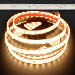 Super Warm White Waterproof 5050 72W LED Strip Light