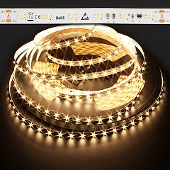 Warm White Constant Current PRO-Line 3528 96W LED Strip Light 66'