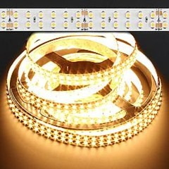 Warm White Eco 3528 Double Row 96W LED Strip Light