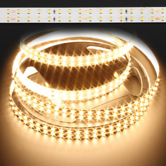 Warm White PRO-Line 2835 100W LED Strip Light