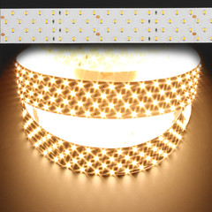 Warm White PRO-Line 2835 135W LED Strip Light