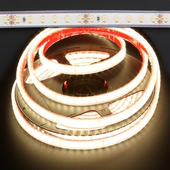 Warm White Waterproof Eco 3528 48W LED Strip Light