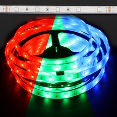 Waterproof Color Changing RGB 5050 36W LED Strip Light