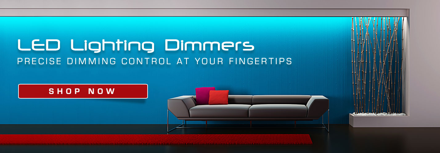 Solid Apollo LED Dimmers