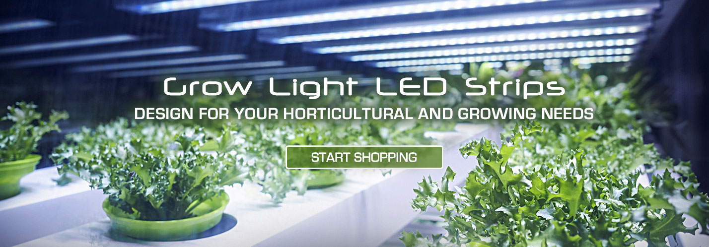 Solid Apollo Grow Light LED Strip