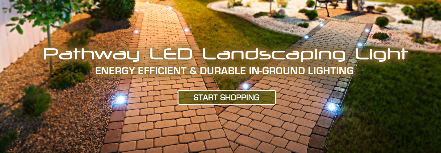 Solid Apollo LED Landscaping Lights