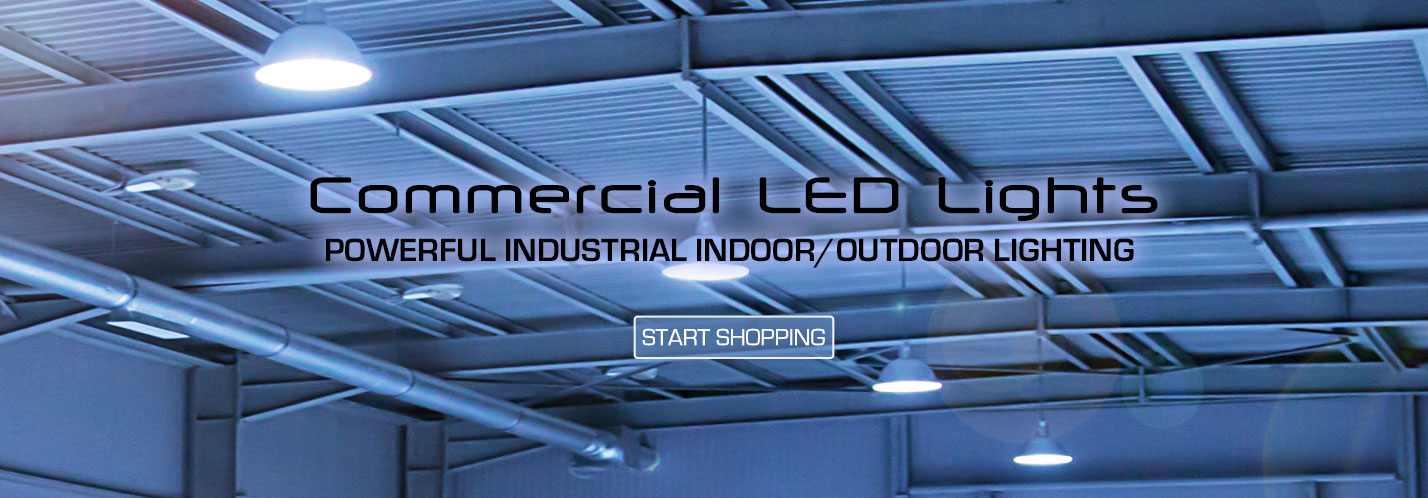 Solid Apollo LED Commercial LED Lights