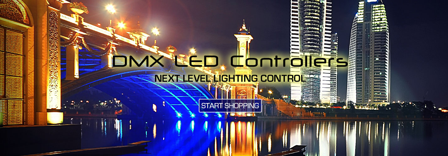 Solid Apollo DMX LED Controllers